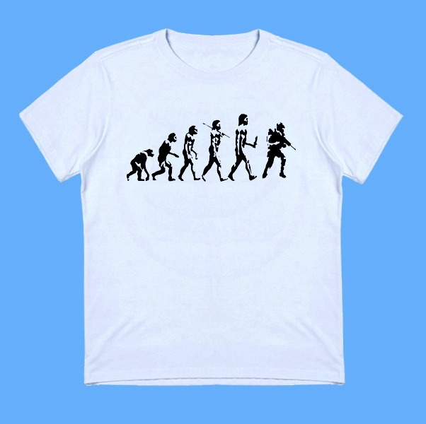 c90fe2fedb581 Camiseta Evolução Baby Look Skate Regata Rock Blusinha A8-23 - R  35 ...