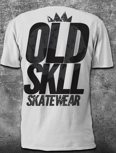 camiseta extra grande jovem xxgg tamanho especial - skate