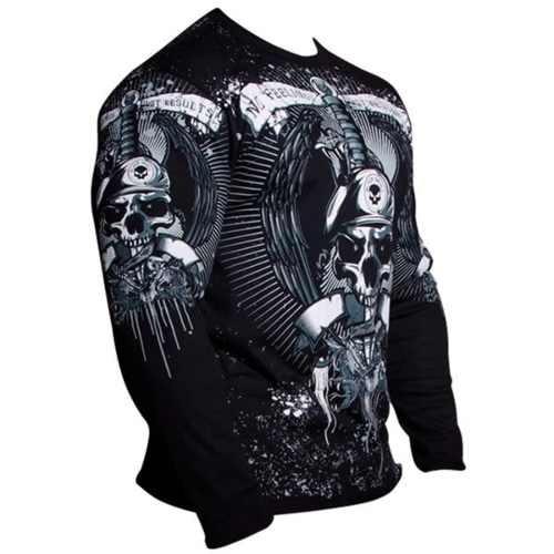 Camiseta Faca Na Caveira Com Cobra - Black Skull - R  160 a9af49095b7