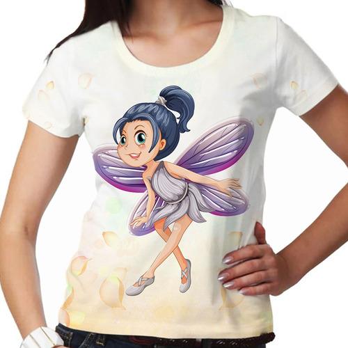 camiseta fada beatriz feminina