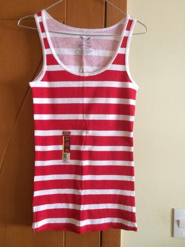 camiseta faded glory para mujer. talla l (12/14)