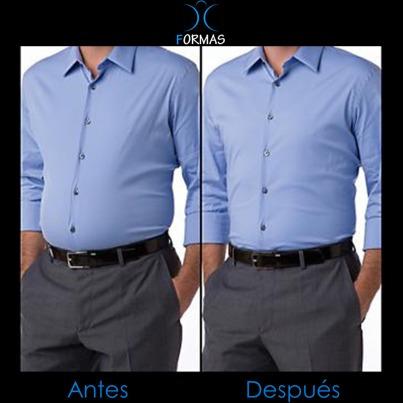 camiseta faja hombre reductora marca formas 100% original ¡¡