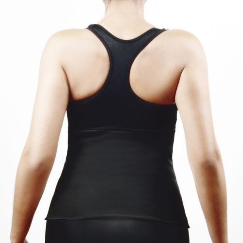 camiseta faja mujer hot power de formas 100% original