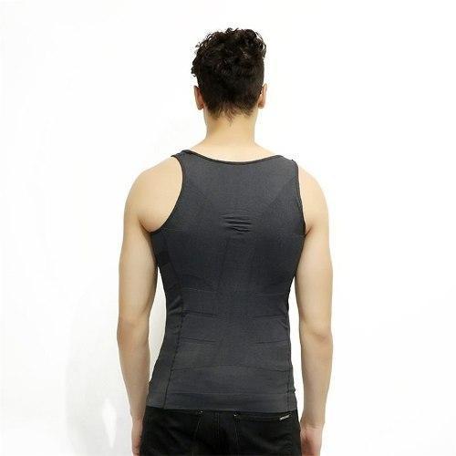 camiseta faja reductora hombre reduce hasta dos tallas
