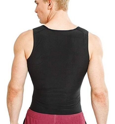 camiseta faja sauna entrenamiento fitness running