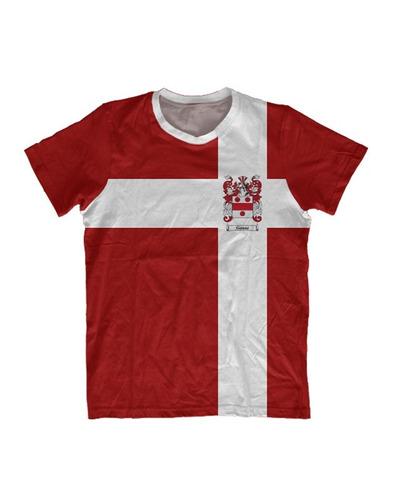 camiseta família gauze - arte heráldica