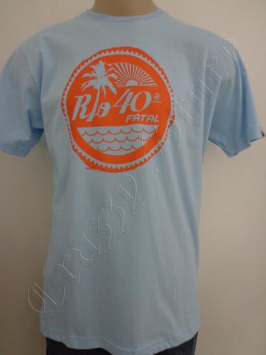 camiseta fatal surf tamanho g rio 40º crazzy store