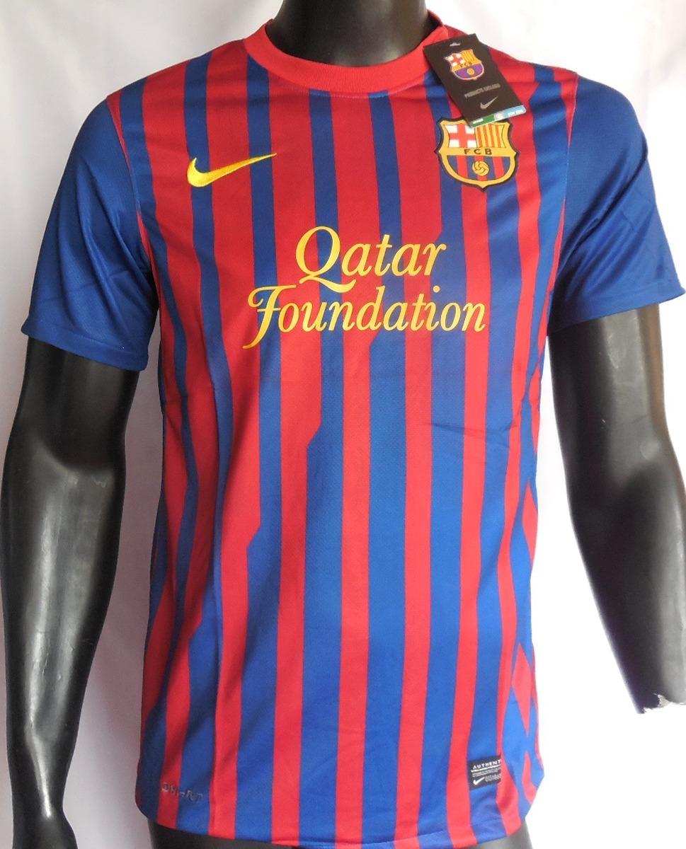 camiseta fc barcelona 2011 - 2012 nike retro. Cargando zoom. 55d0f4b0901