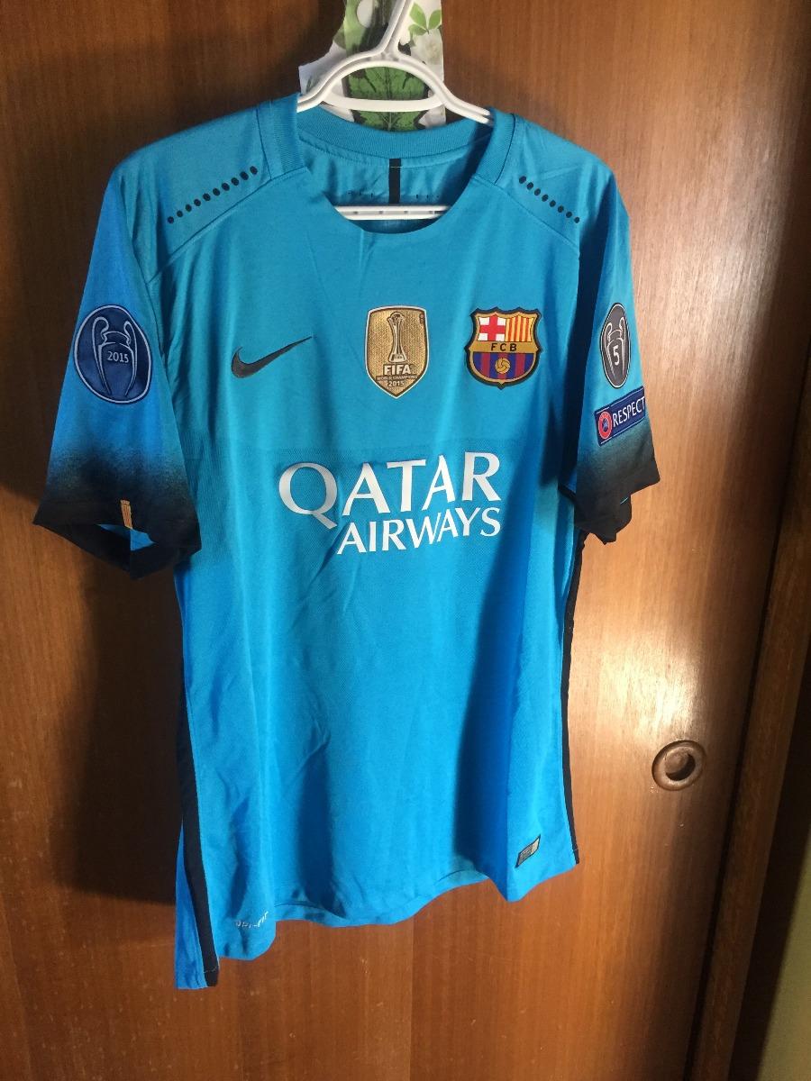 f60f258891ae0 Camiseta Fc Barcelona 2015-2016 Tercera Equipacion -   80.000 en ...