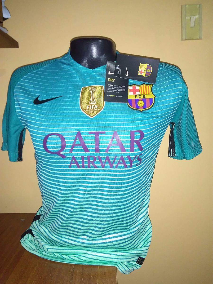 Camiseta Fc Barcelona 3r Visita 16-17  73900 Oferta 70 % Off ... 17160a194fecd