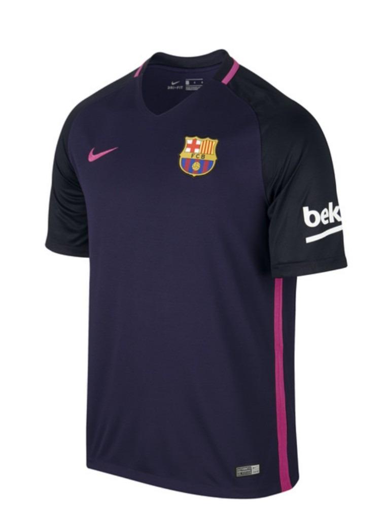 Camiseta Fc Barcelona Alterna  e07a964499f