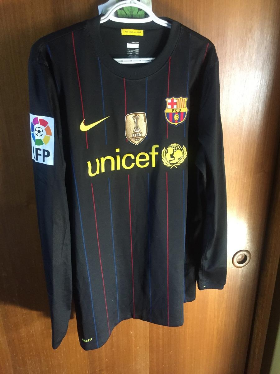Camiseta Fc Barcelona Arquero 2009-2010 -   55.000 en Mercado Libre ec536ec0d7a