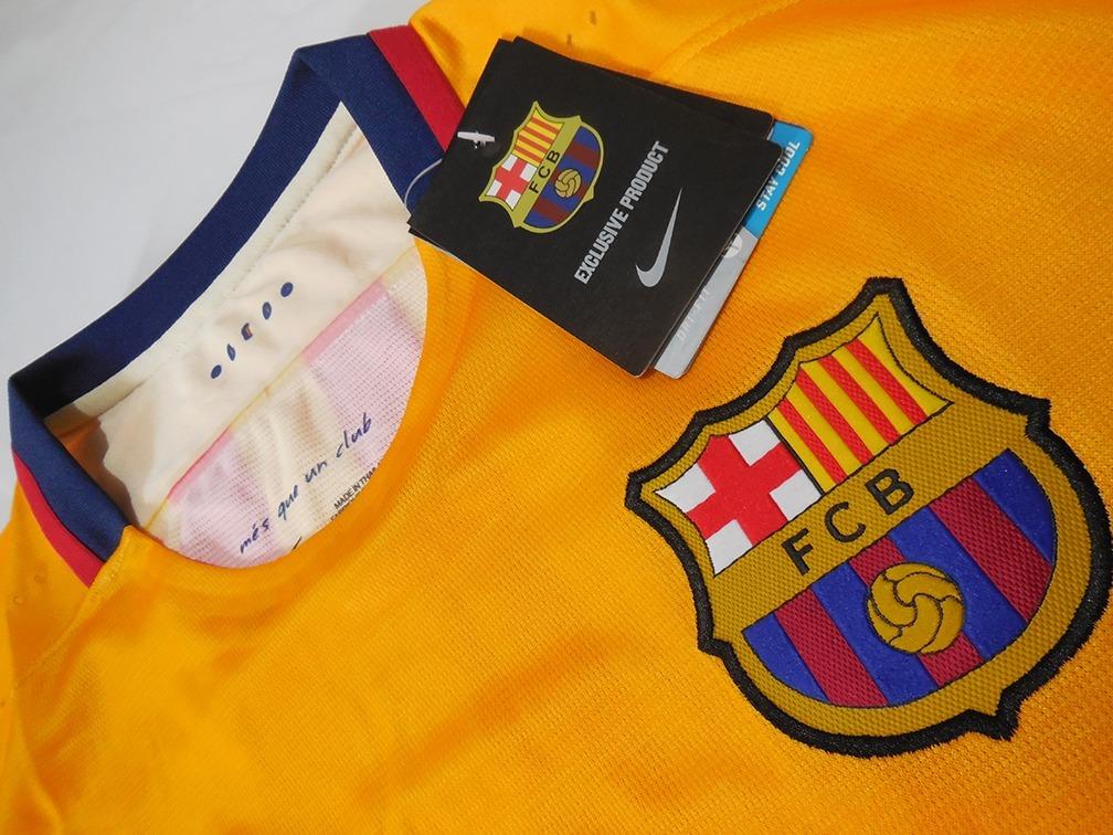 camiseta fc barcelona away 2015 2016 nike. Cargando zoom. 96dbb376aa1