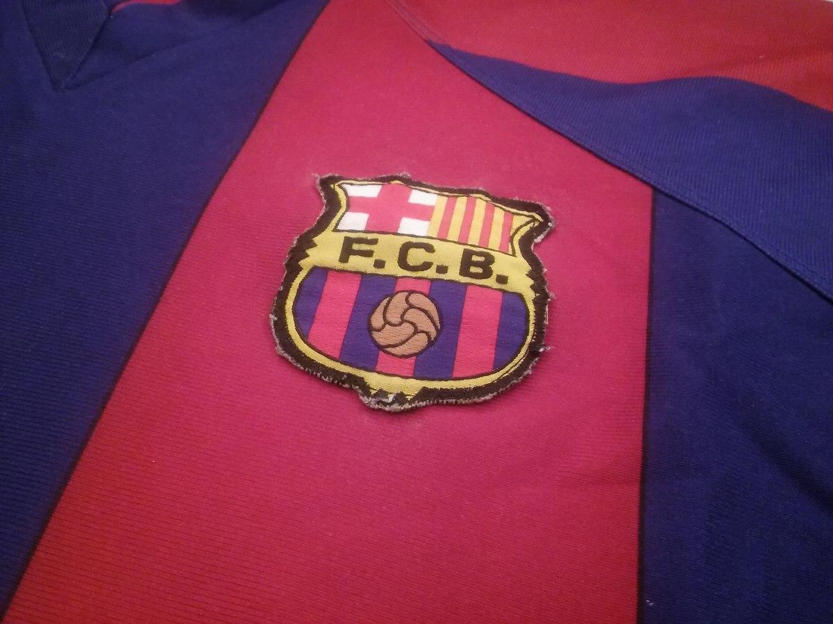 camiseta fc barcelona barça (2°marca kappa) 96 97. Cargando zoom. 91b34e8b8f870