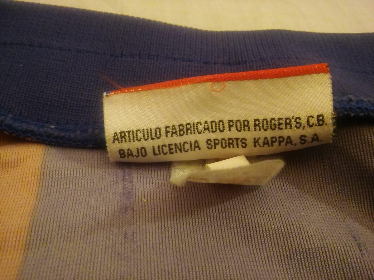 camiseta fc barcelona barça (2°marca kappa) 96 97. Cargando zoom. 97fa8341a2772