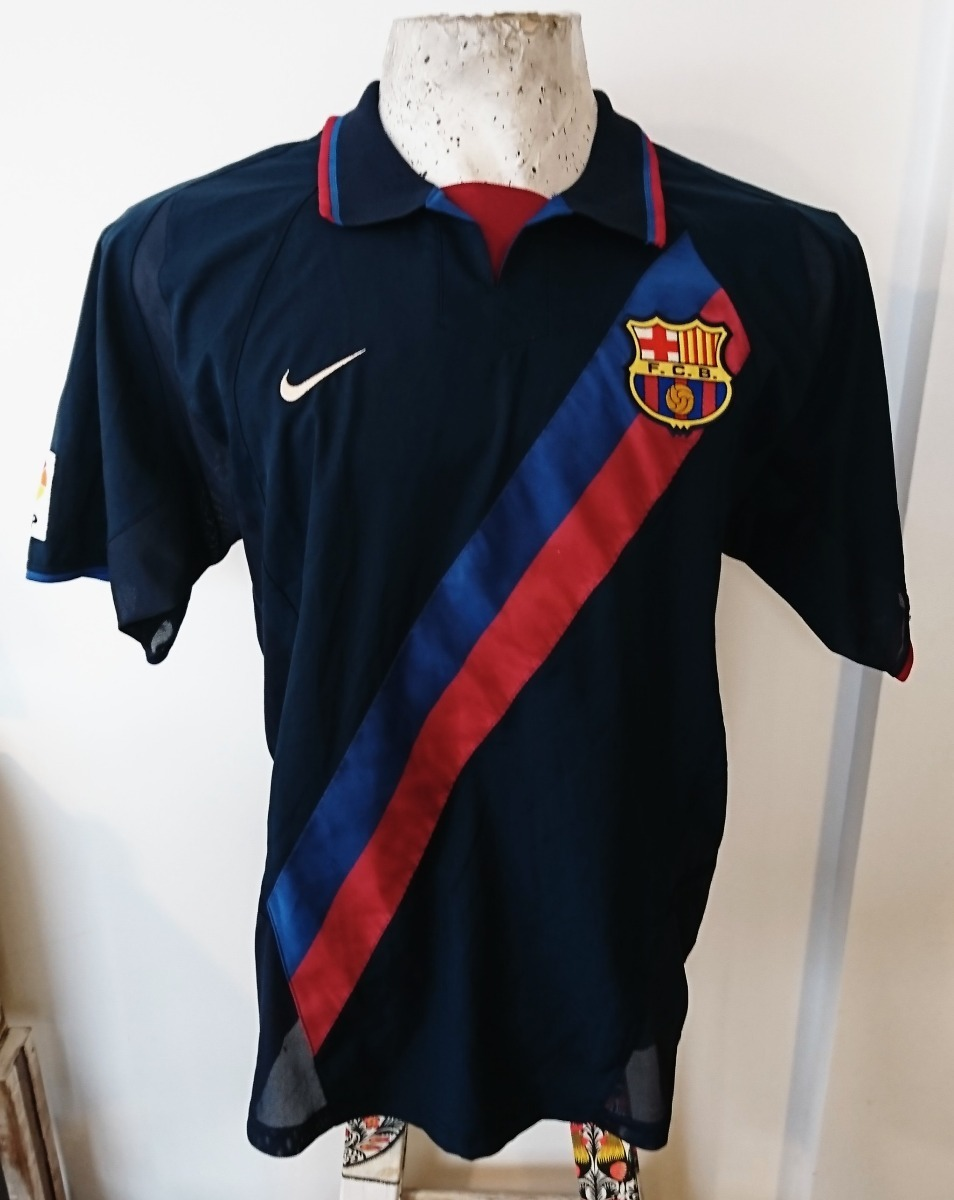 camiseta fc barcelona nike larsson messi riquelme. Cargando zoom. 6d8557330af
