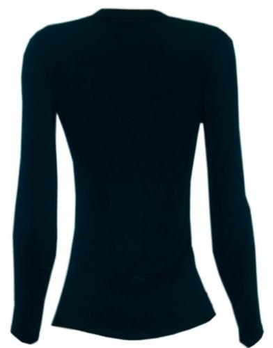 camiseta fem longa