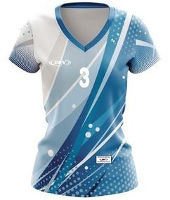 selección mundial de siempre popular vendido en todo el mundo Camiseta Femenina Dbn Full Sublimacion 938 Con Tus Colores