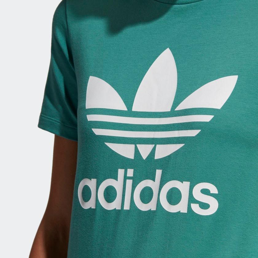 camiseta feminina adidas originals - original. Carregando zoom. f86c79ceffd34