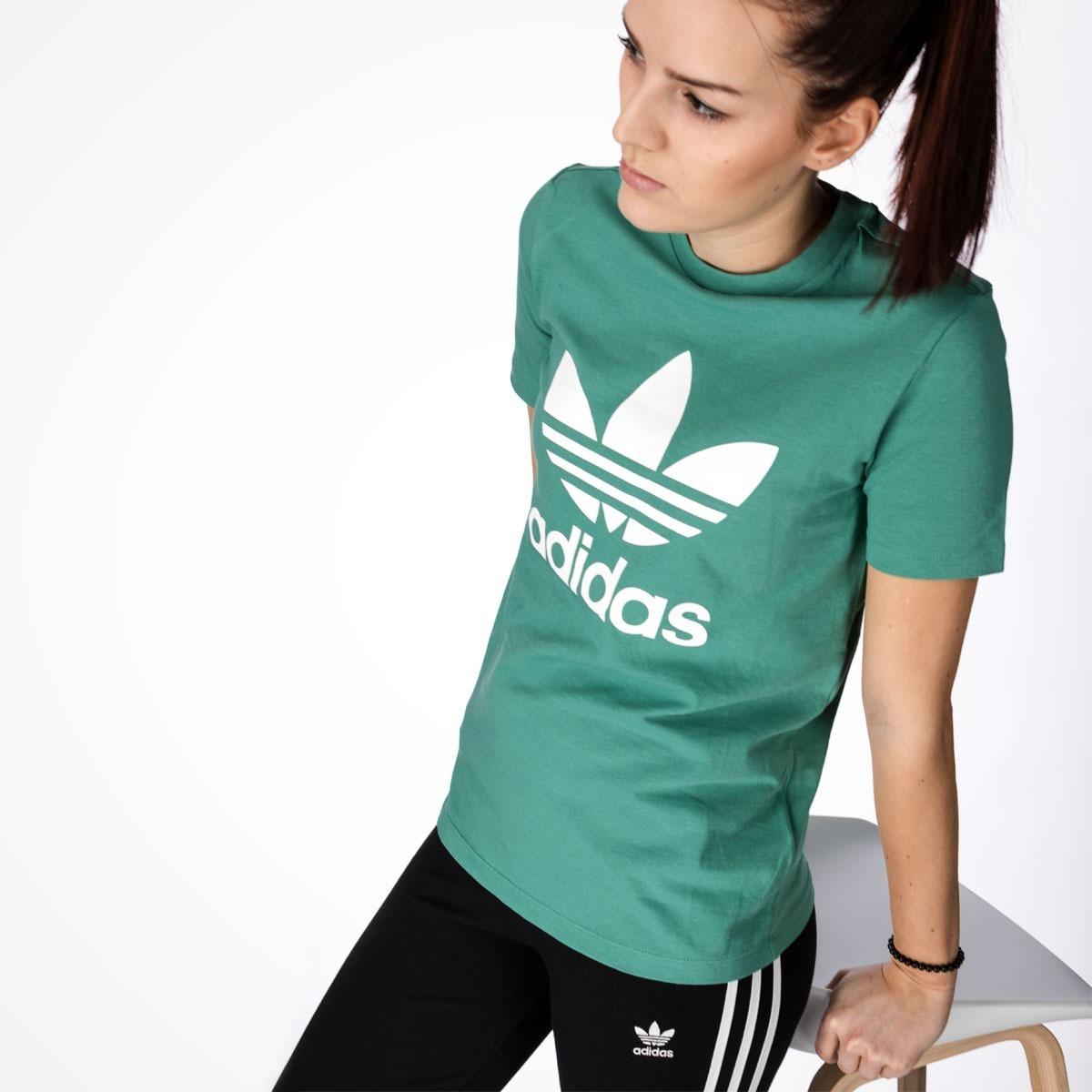 00a57dac1 camiseta feminina adidas originals - original. Carregando zoom.