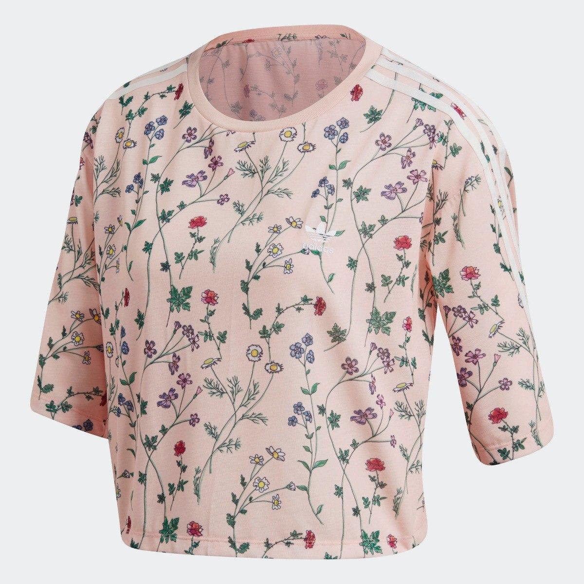 ff660559aeb camiseta feminina adidas printed original - footlet. Carregando zoom.