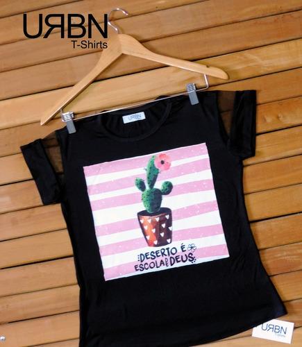camiseta feminina blusa evangélica-gospel