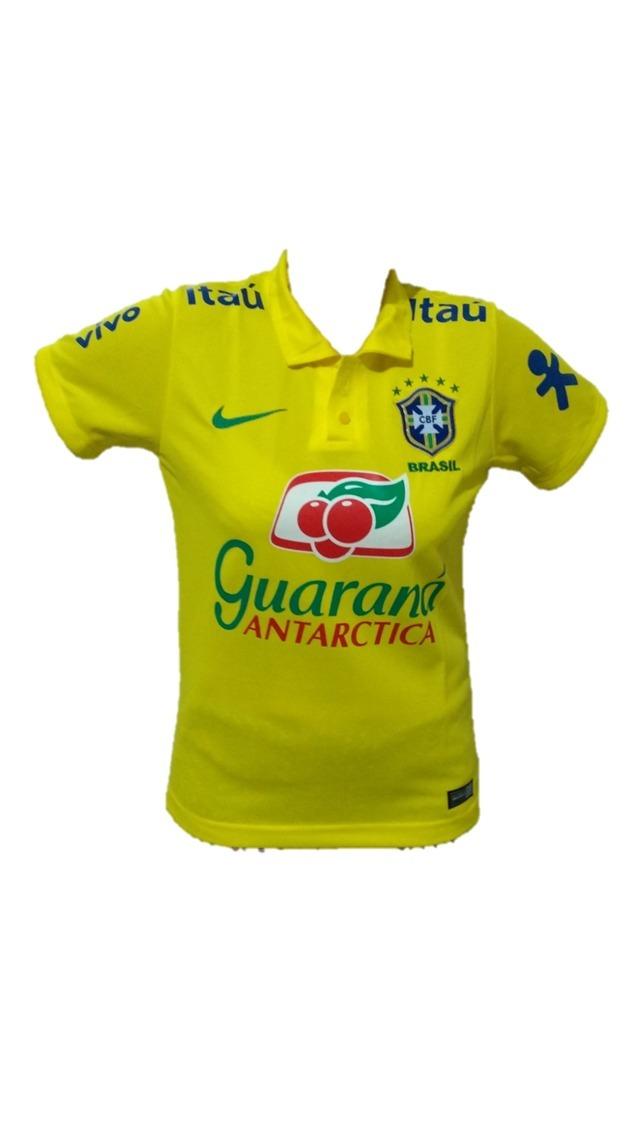 camiseta feminina brasil camisa amarela babylook guaraná. Carregando zoom. c09d06f98aefb