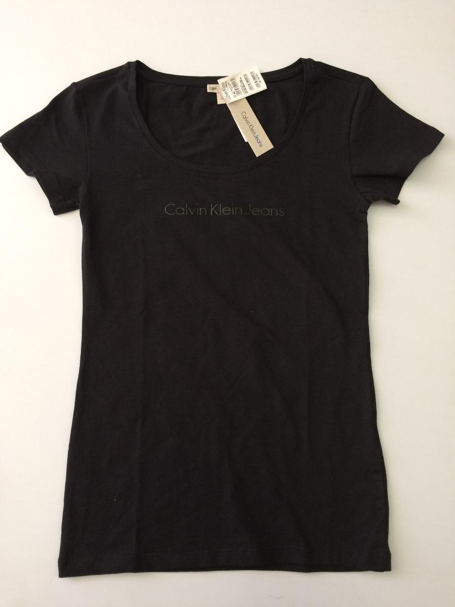28d2941e88 camiseta feminina calvin klein jeans original ck. Carregando zoom.