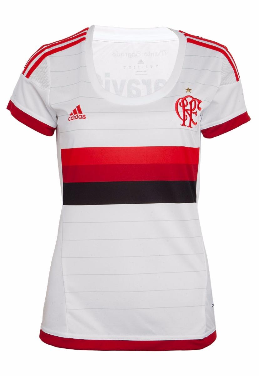 camiseta feminina do flamengo (personalizada). Carregando zoom. ad0da16da7108