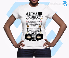 d301f1e4de Camiseta De Malhar Feminina Com Frases Na Frente - Calçados