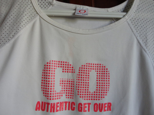 camiseta feminina get over