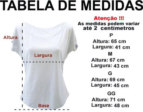 camiseta feminina gola canoa brasi  copa do mundo