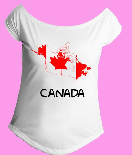 camiseta feminina gola canoa canada canadense 07