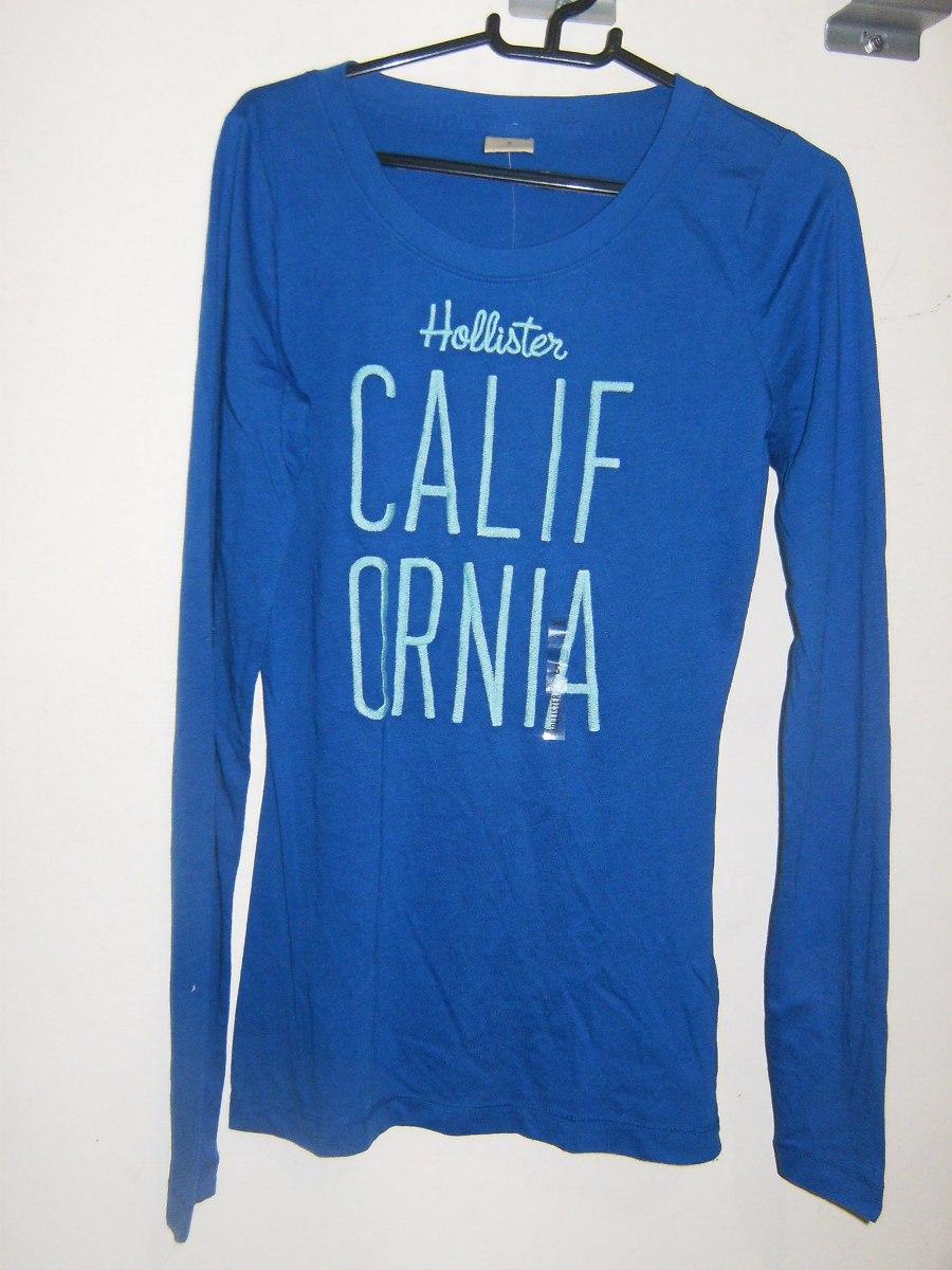 c2499a7aa4 camiseta feminina hollister original. Carregando zoom.