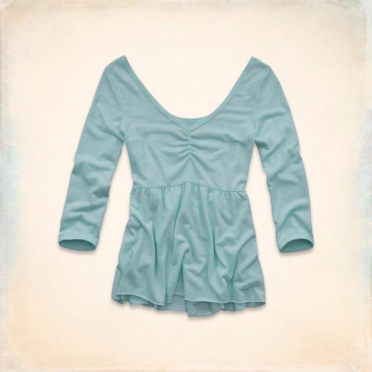 54ce23ae26 camiseta feminina hollister polo tommy blusa gap abercrombie. Carregando  zoom.