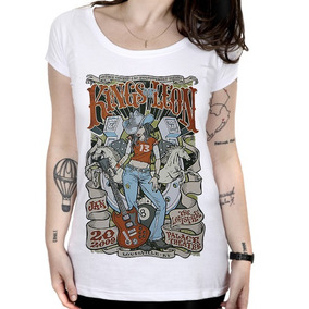 459332778ec4 Kit Camiseta Kings Feminina - Calçados, Roupas e Bolsas com o Melhores  Preços no Mercado Livre Brasil