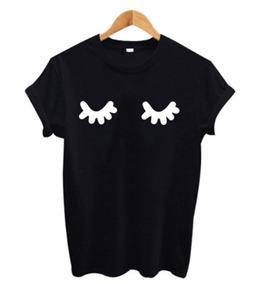 e4ca3b96d7 Camiseta Feminina Tumblr - Camisetas e Blusas no Mercado Livre Brasil