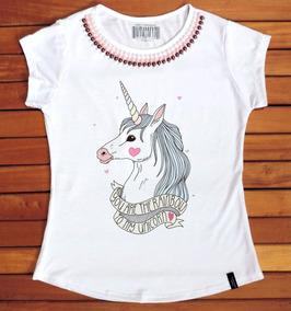 13b2170944 Blusa Feminina Folic Tamanho M - Blusas M para Feminino Branco em ...