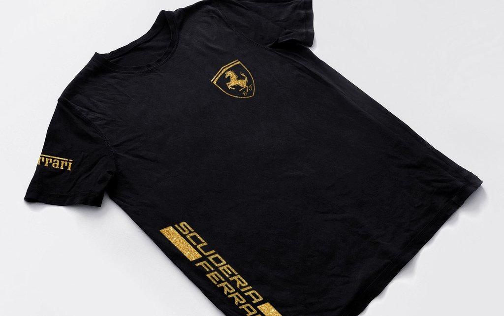 16d77c5100d77 camiseta ferrari preta camisa masulina formula1 blusa carro. Carregando  zoom.