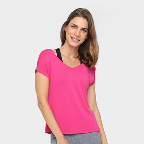 b2210ffe43 Camiseta Fila Feminina - Calçados