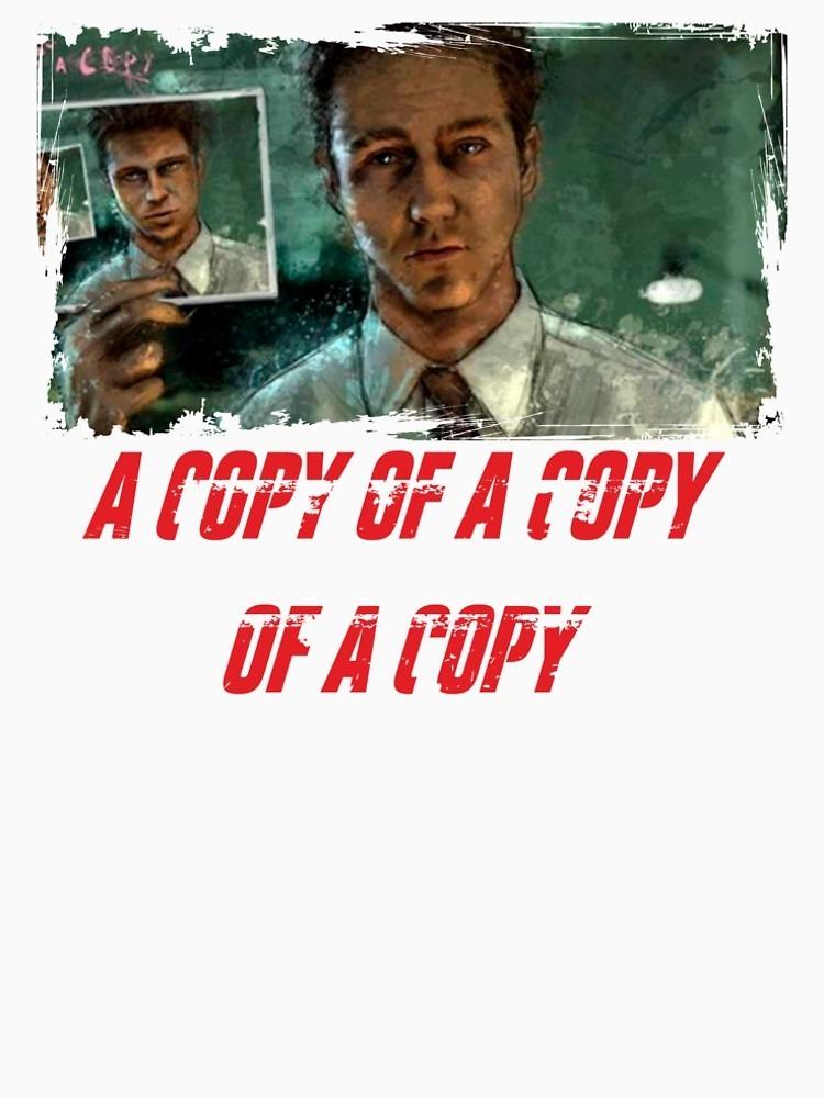Camiseta Filme Clube Da Luta Tyler Durden Frases Brad Pitt R 39
