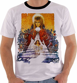 f91df67104 Camiseta Filme Labirinto David Bowie Labyrinth 4 Colorida