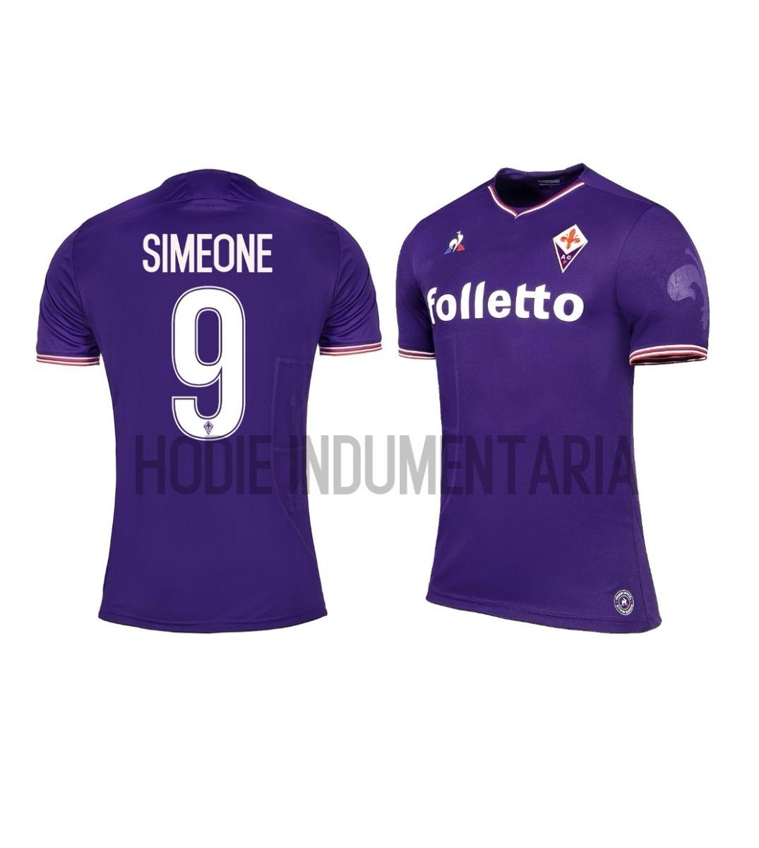 comprar camiseta Fiorentina deportivas