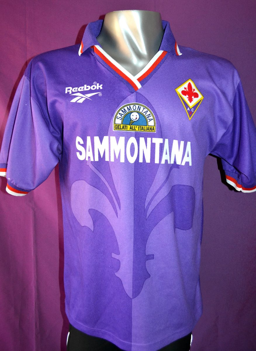 Camiseta Fiorentina precio