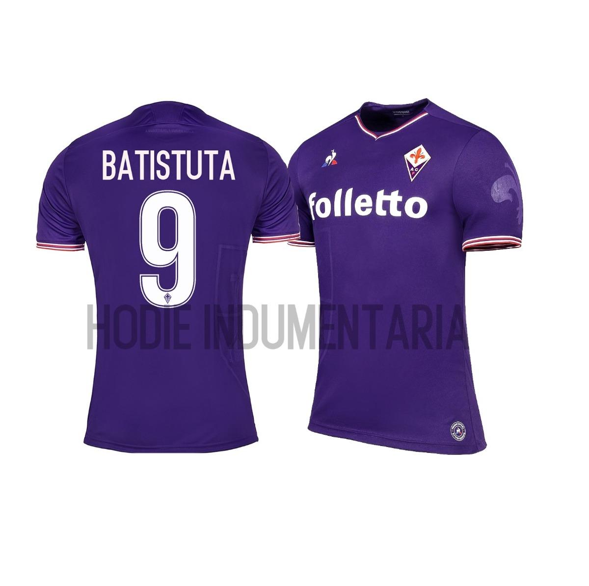 Camiseta Fiorentina 2017