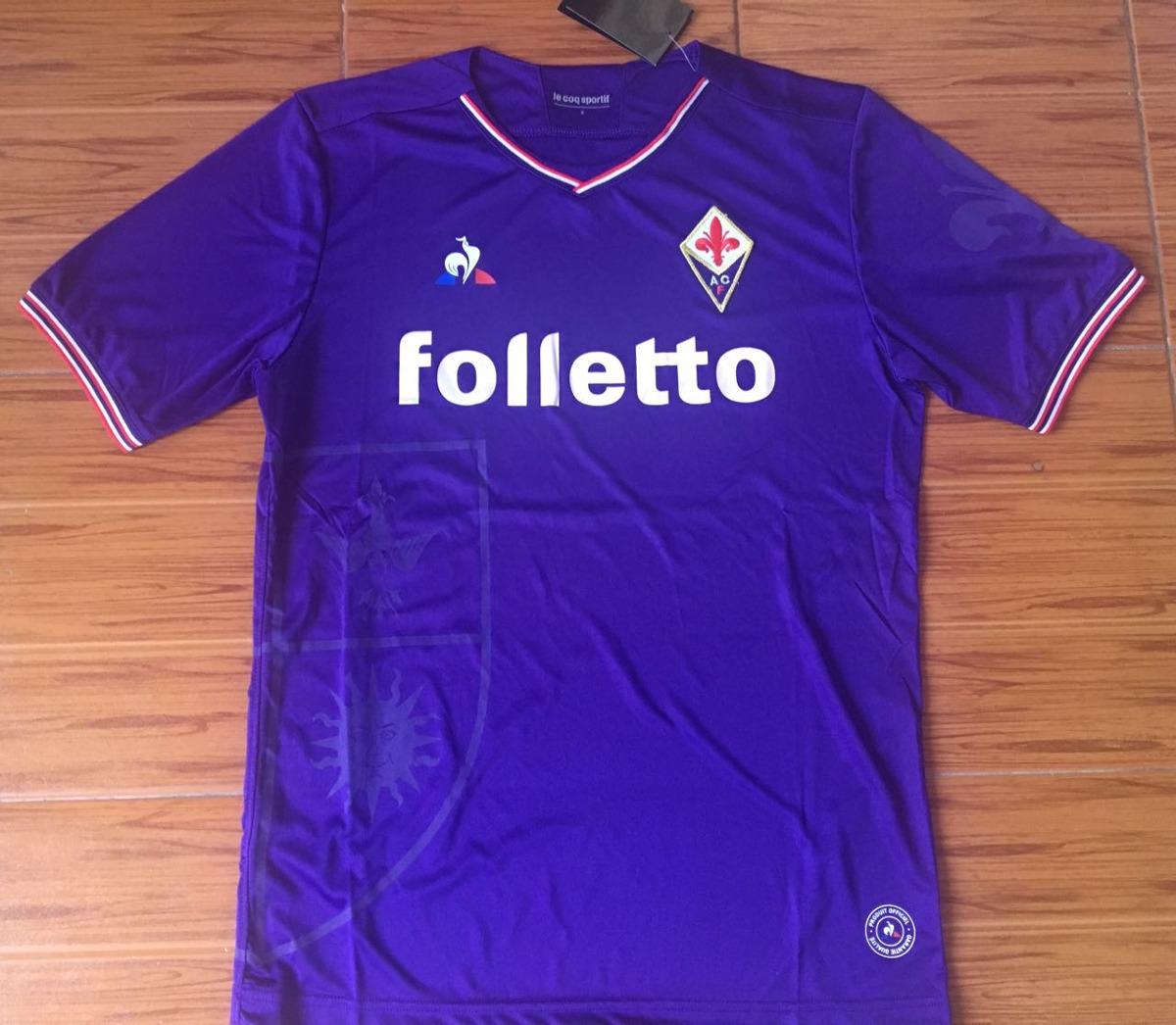 Camiseta Fiorentina nuevas