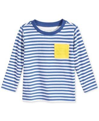 camiseta first impressions manga larga nino 6-9 meses