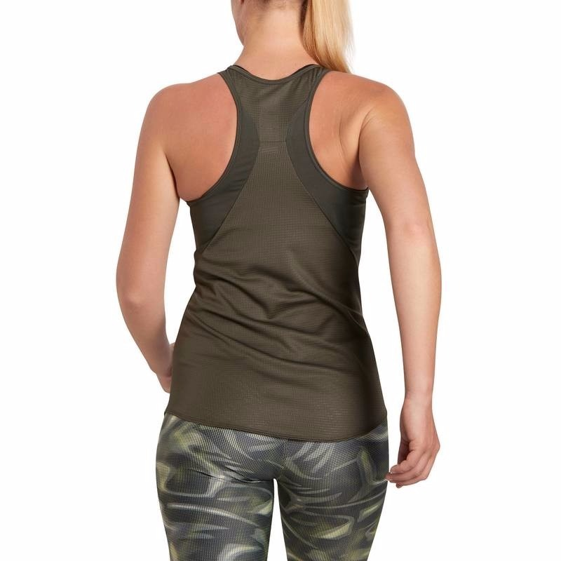 fc6b39ba3 camiseta fitness cardio energy domyos. 6 Fotos