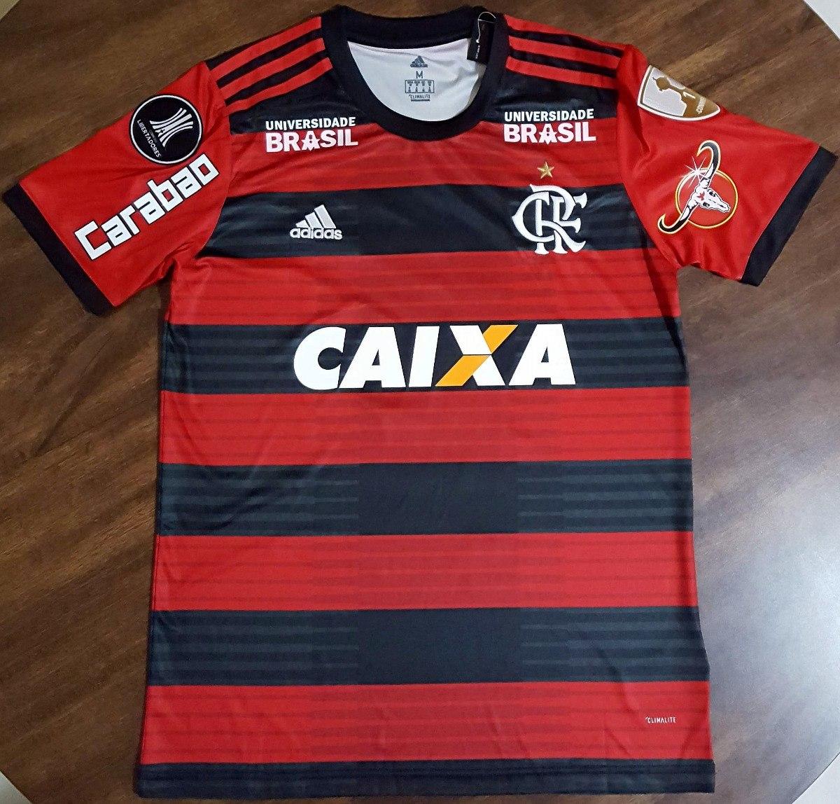 Camiseta Flamengo 2018 a826e05420b12