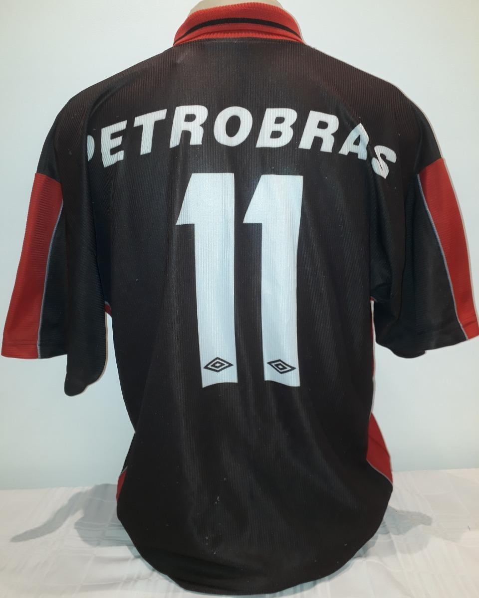 camiseta flamengo antiga romário 1999 umbro original - 99. Carregando zoom. 1d6d7f33de46e